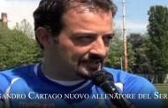 CARTAGO NUOVO ALLENATORE DEL SEREGNO