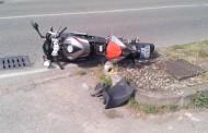 INCIDENTI STRADALI : DUE MOTOCICLISTI LE VITTIME