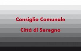 SEREGNO – CONSIGLIO COMUNALE – SEDUTA DEL 19 GIUGNO 2017