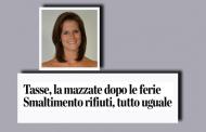 RASSEGNA STAMPA LOCALE – 05/08/2014