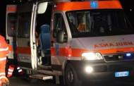 BESANA – INCIDENTE : SCONTRO TRA DUE AUTO- 5 RAGAZZI FERITI