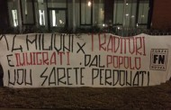 FORZA NUOVA : SIAMO PRONTI ALLE BARRICATE !