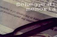 """SCHEGGE DI MEMORIA"" DI MARIO GALIMBERTI"
