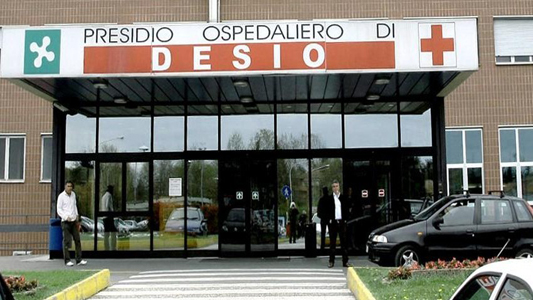 DESIO – ANZIANO COLPITO DA LEGIONELLA MUORE ALL'OSPEDALE CITTADINO
