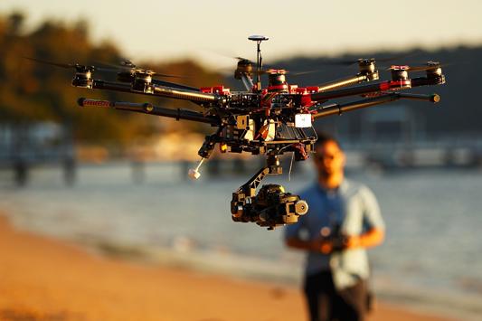 DOMANI APRE IL 'DRONE PARK'SULL' EX AREA EXPO