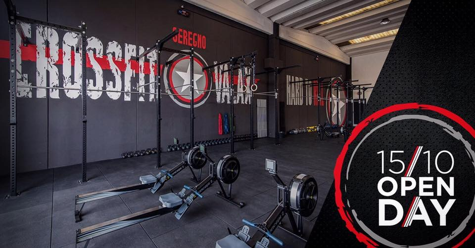 CrossFit Valax OPEN DAY