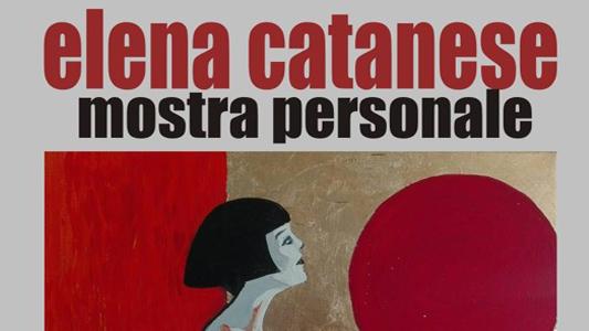""""""" DONNE """" PERSONALE DI ELENA CATANESE"""
