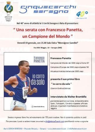 SERATA CON F.PANETTA CAMPIONE DEL MONDO