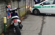 BRUGHERIO – SI SCHIANTA CON UN MOTORINO RUBATO: IL PADRE LO DENUNCIA