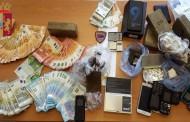 MONZA – LA POLIZIA TROVA 4 CHILI DI DROGA IN UN APPARTAMENTO DI VIA BERGAMO