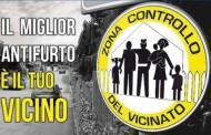 """SEREGNO – NASCE IN CITTA'  IL """"CONTROLLO DEL VICINATO"""""""
