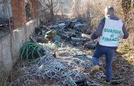 GARBAGNATE M. – LA GDF SEQUESTA UN TERRENO ADIBITO A DISCARICA ABUSIVA