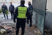 SEREGNO – LA POLIZIA LOCALE ENTRA NELLA EX CARBURATORI DELLORTO
