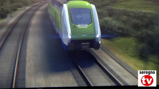 Calendario Treni Storici 2020.Milano Ferrovie Presentato Caravaggio Il Nuovo Treno In