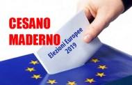 CESANO – ELEZIONI EUROPEE : LEGA PRIMO PARTITO CON OLTRE IL 46%