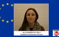 ELEZIONI EUROPEE: INTERVISTA AD ELEONORA EVI (M5S )