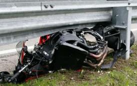 SEVESO – INCIDENTE MORTALE : MOTOCICLISTA 18ENNE SI SCHIANTA CONTRO IL GUARD RAIL