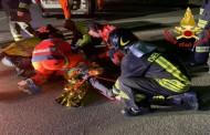 SEREGNO – INCIDENTE : RAGAZZINA TRAVOLTA DA UN'AUTO MENTRE STA ANDANDO IN STAZIONE