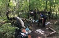 BRIANZA – PARCO DELLE GROANE: NUOVA OPERAZIONE ANTISPACCIO