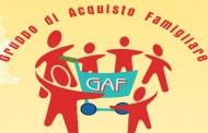 """CESANO – L'AMMINISTRAZIONE PROMUOVE I """"GAF GRUPPI D'ACQUISTO FAMILIARI """""""