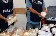 CARUGATE – LA POLIZIA FERMA GROSSISTA DELLA DROGA