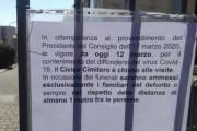 """SEREGNO DESIO – LA LEGA: """" CHIEDIAMO UN GESTO SIMBOLICO  PER RICORDARE I DEFUNTI """""""