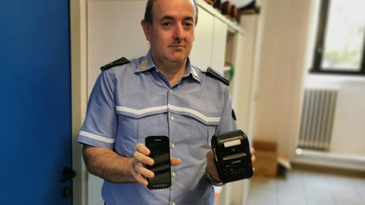 SEREGNO – LA POLIZIA LOCALE SI RINNOVA: CONTRAVVENZIONI E RILEVAMENTO SINISTRI DIGITALIZZATO