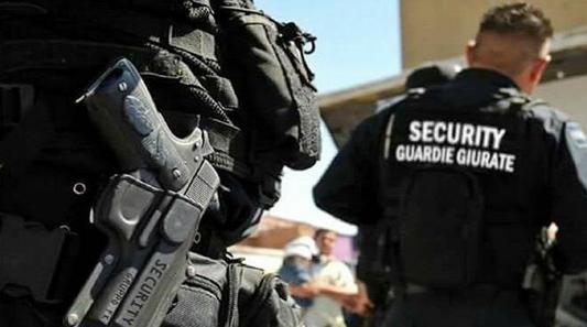 """SEREGNO – GUARDIE PRIVATE DAVANTI AI BAR NEL """"BRONX"""" DEL CENTRO"""