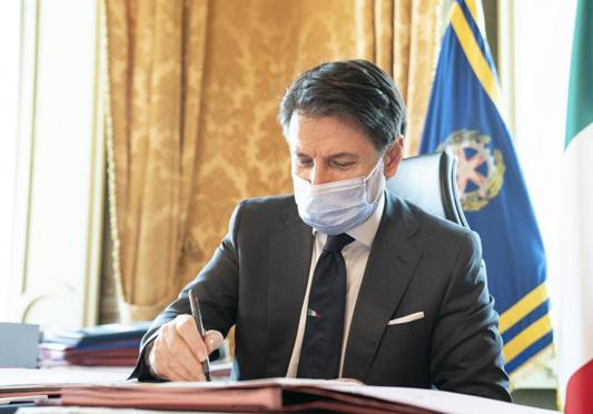 BRIANZA – IL NUOVO DPCM : TUTTO CIO' CHE PREVEDE