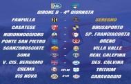 LODI – CALCIO SERIE D GIRONE B : FANFULLA – SEREGNO 2-0