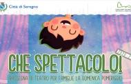 """SEREGNO – """" CHE SPETTACOLO """" DAL COMUNE L'INVITO A TEATRO PER LE FAMIGLIE"""