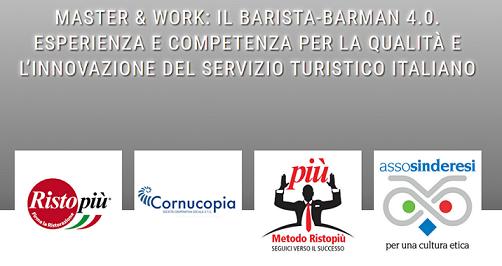 MASTER & WORK BARISTA-BARMAN 4.0
