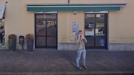 CARATE – BEVONO IL CAFFE' AL BANCONE DEL BAR; I VIGILI ORDINANO LA CHIUSURA DEL LOCALE