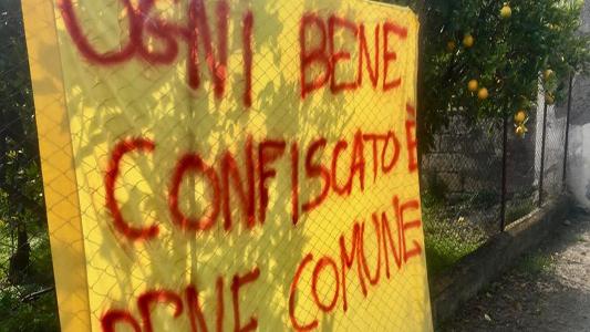 CESANO – BENI CONFISCATI ALLA CRIMINALITA': DUE IMMOBILI ASSEGNATI AL COMUNE