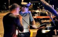 SEREGNO – UBRIACO PROVOCA UN INCIDENTE: DENUNCIATO LUI E SEQUESTRATA L' AUTO