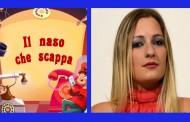 """""""IL NASO CHE SCAPPA """" – FIABE AL TELEFONO DI GIANNI RODARI"""