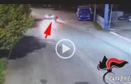 VILLASANTA – UBRIACO INVESTE CON L'AUTO  UN MOTOCICLISTA E SCAPPA: ARRESTATO DAI CC ( video )